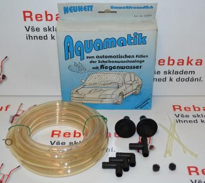 Aquamatik automatické plnění ostřikovačů od 1 kč