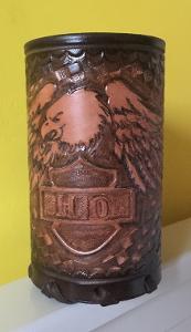 EAGLE H-D - nápojenka, chlasták CHOPPER harley
