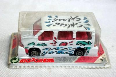 Majorette 243 Ford Transit