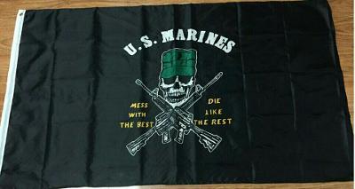 Vlajka USMC,nová 150x90