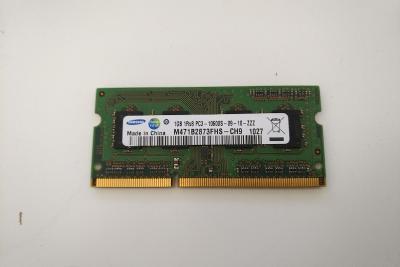 Paměť do NB Samsung 1GB DDR3 1333Mhz SO-DIMM