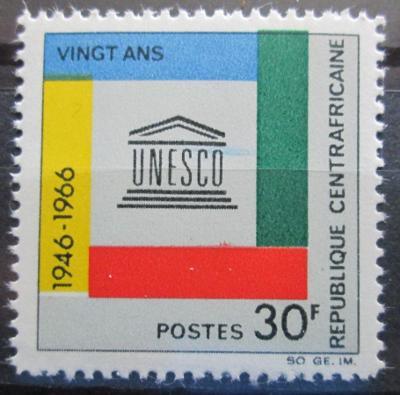 SAR 1966 UNESCO, 20. výročí Mi# 122 1136