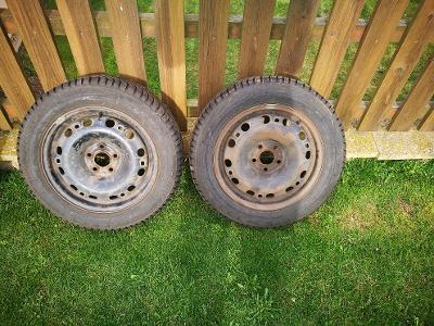 Zimní pneumatiky Alpinemaster 4 s ocelovými disky