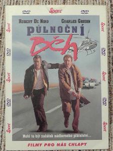 DVD-Půlnoční běh