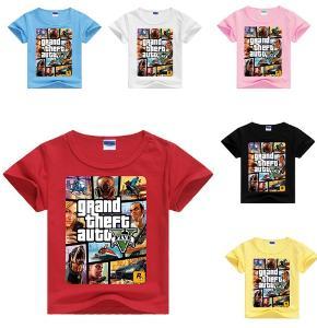 Grand Theft Auto V - dětské tričko GTA, různé velikosti