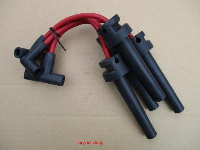 Jeep Wrangler 02-06, kabely ke svíčkám 2.4