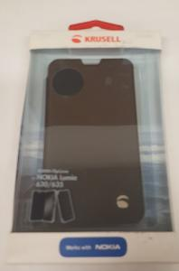 Flipové pouzdro pro Nokia Lumia 630/635 černé