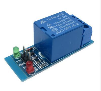 Relé modul 1-kanálový pro arduino apod.