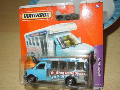 MATCHBOX - GMC BUS
