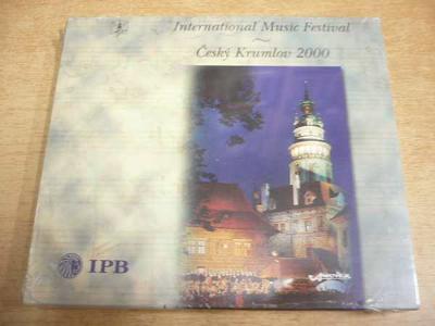 CD International Music Festival ČESKÝ KRUMLOV 2000