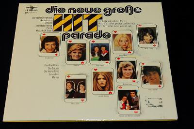 2LP -Various - Die Neue Grosse Hitparade (d15)