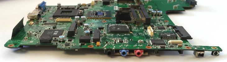 Základní deska MS-17191 z MSI GX-700X vadná - Notebooky, příslušenství