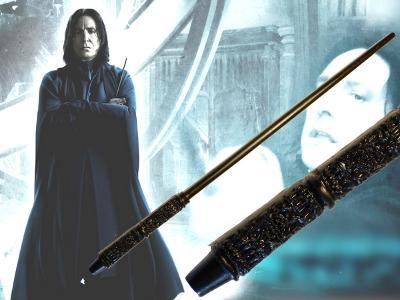 Severus Snape hůlka hulka Harry Potter wand