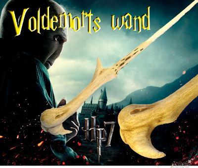 Voldemort hůlka hulka Harry Potter wand