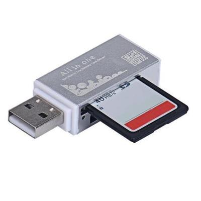 Čtečka paměťových karet USB 2.0 + dárek