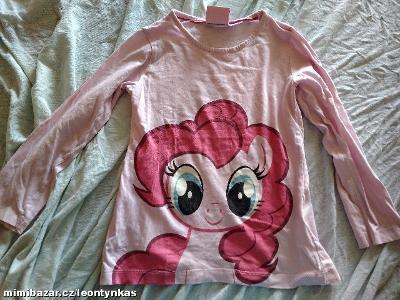 triko My little Pony vel.116