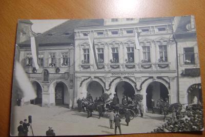Šumava-Domažlice-T.G.Masaryk-1925