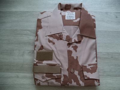 Košile vz.95 (vz.2000) ačr 182/39-40 pouštní