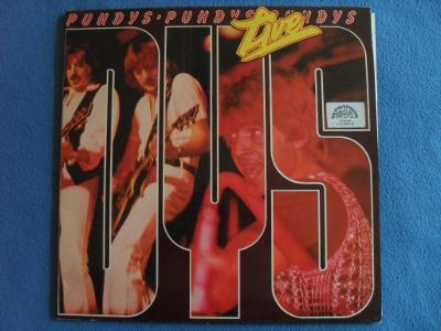 LP Puhdys Live 2 LP