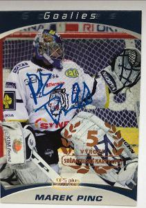 OFS PLUS 2014 Buyback - Marek Pinc, podpis