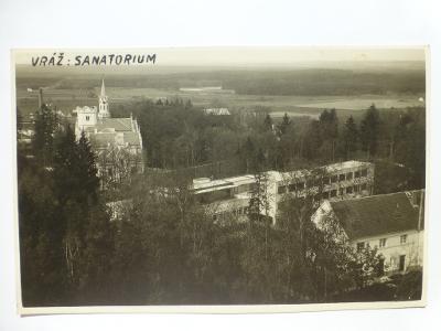 Písek - Vráž - SANATORIUM