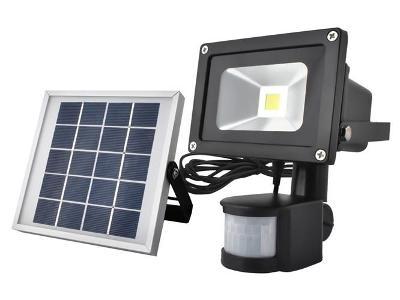 Solární lampa + STICKY MAT ZDARMA
