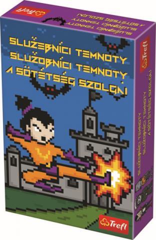 Společenská cestovní hra Služebníci Temnoty- super cena!
