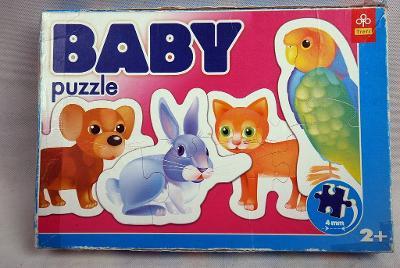 Baby puzzle II.j.  (5706)