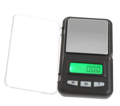 Kapesní digitální váha setinková 200g - 0,01g