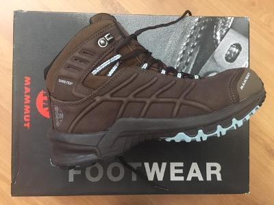 Turistická obuv Trod Z90201 černá  bc6daa2a2a7