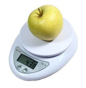 Digitální kuchyňská váha s přesností 1g do 5Kg