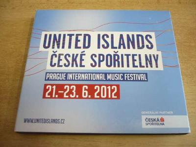 CD United Islands CSAS Music Festival 2012