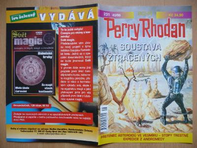 Perry Rhodan - číslo 231. - Soustava ztracených