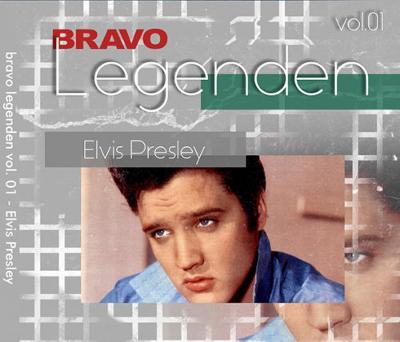 BRAVO 2 x DVD ELVIS 1960 - 1978