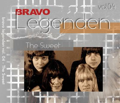 BRAVO DVD THE SWEET 1971 - 1979
