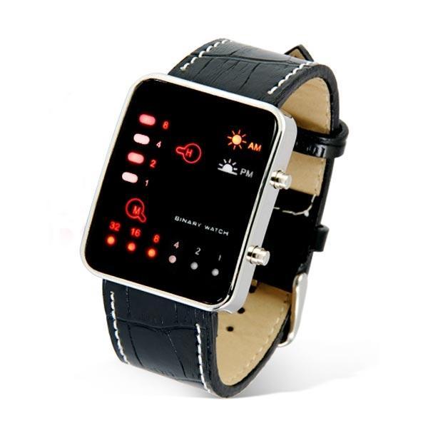 5f47999fe Pánské binární led hodinky | Aukro
