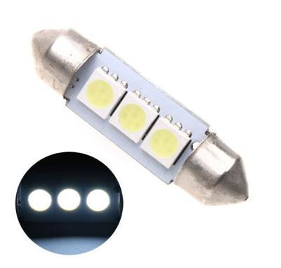 LED osvětlení SPZ, sufit patice 39 mm