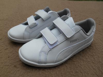 Nové dětské boty - tenisky zn. PUMA  vel. 34
