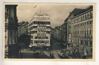 BRNO - Kobližná ulice - reklama Baťa