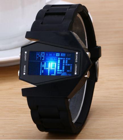 dc2a5b1cfb0 náramkové hodinky - digitální