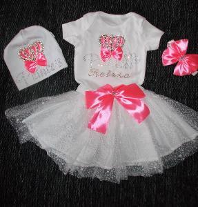 dívčí kojenecký set