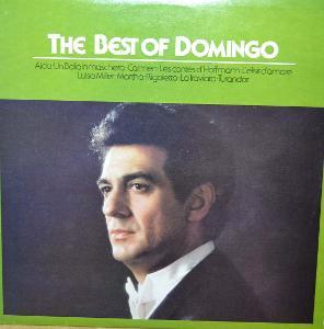 DOMINGO: THE BEST; NĚMECKO