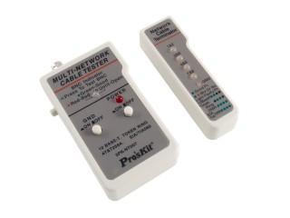 PROSKIT Tester kabelů BNC a RJ45 lan tester 3PK-NT007  (11)