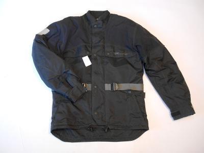 Textilní bunda vel. S- termovložka, chrániče