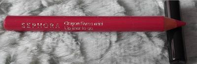 Sephora_Mini tužka na rty_Odstín: Rose_Nová