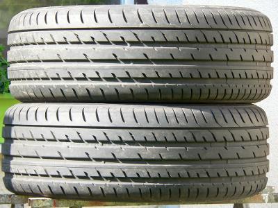 2ks letní pneu najeto 500 km, TOYO PROXES T1 SPORT SUV 255/55 R19 111V