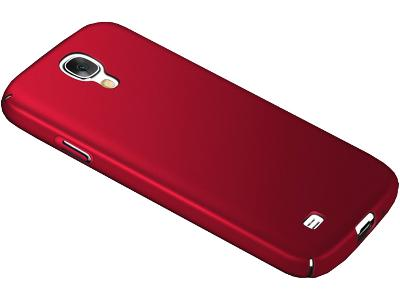 Samsung Galaxy S4, kryt obal pouzdro Silky Touch Matt na mobil u77