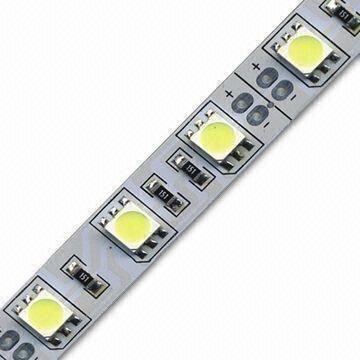 LED pásek 5m 300 LED Studená bílá SMD 5050