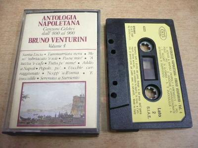 Kazeta: BRUNO VENTURINI Vol.4