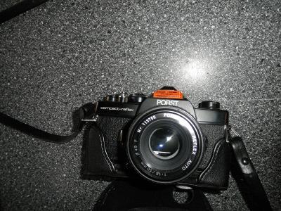 FOTOAPARÁT PORST COMPACT - REFLEX